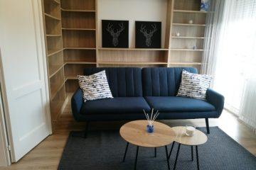 Debrecen, Hadházi út - Tágas, két hálószobás lakás kiadó a Bem tér közelében